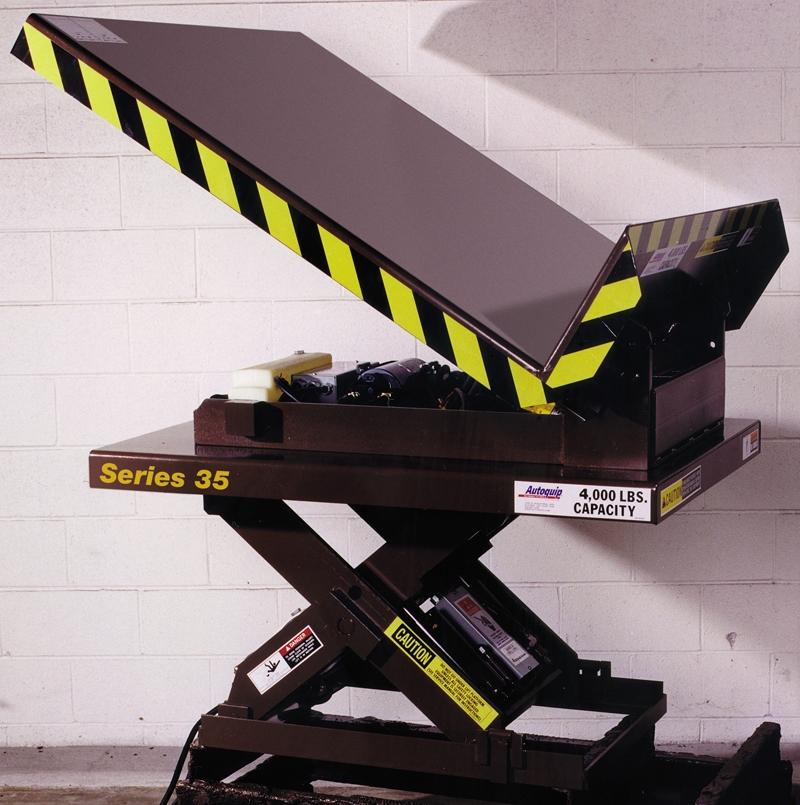Lift & Tilt Table